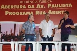 Audiência pública discute abertura da Avenida Paulista aos domingos