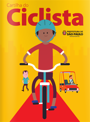 Capa da Cartilha do Ciclista