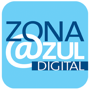 Logo Zona Azul Digital